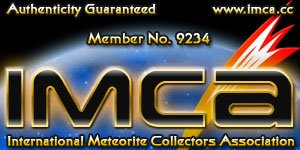 Ventes météorites IMCA-9234a