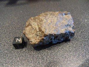 Meteorite NWA XXX de 115 grammes probable rumurutite dans meteorites nwa-xxx-rumurutite-115-grs-1-300x225