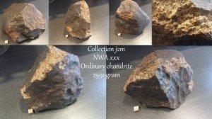Météorite NWA xxx individu de 2991 grammes dans meteorites nwa-xxx-2991-gram-collection-j2m-oc-300x168