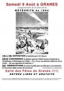 affiche Granès 11
