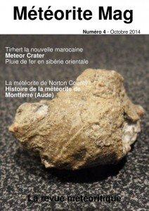 Météorite Mag numéro 4